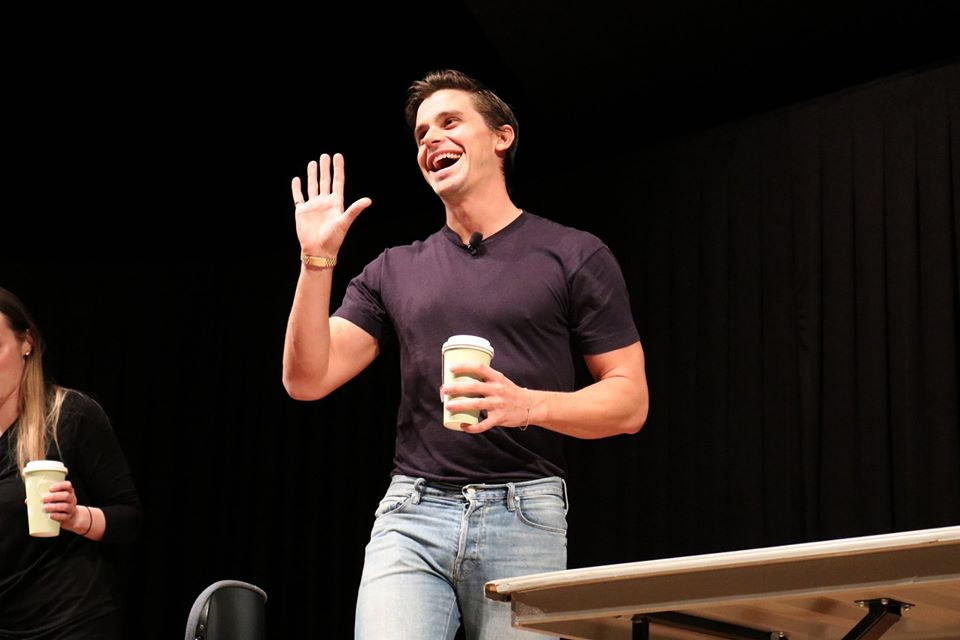 Porowski is well known for his role in