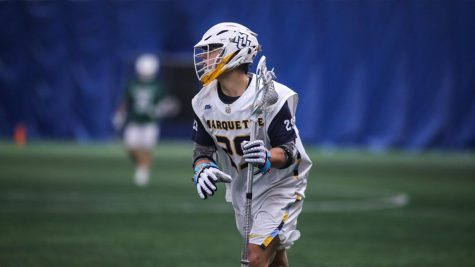 Men's lacrosse moves to 1-0 with win against Bellarmine