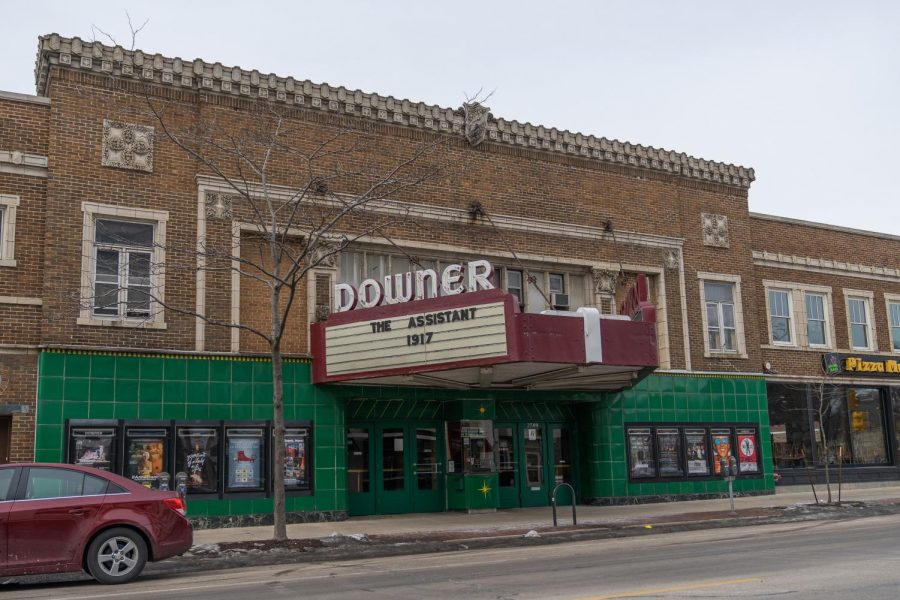 The Landmark's Downer Theatre, located in Milwaukee, is now showing several Oscar-nominated short films among other movies, including