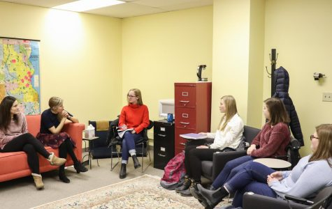 Graduate student holds event discussing white privilege, guilt