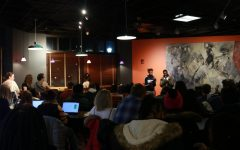 BSC hosts poetry night