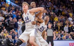 Jayce Johnson providing big presence for Marquette