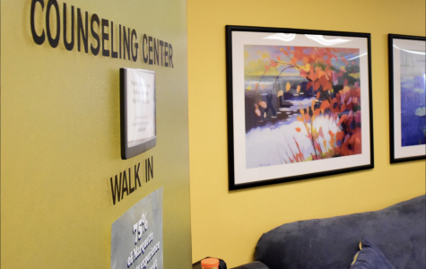 Questions regarding Counseling Center resources remain