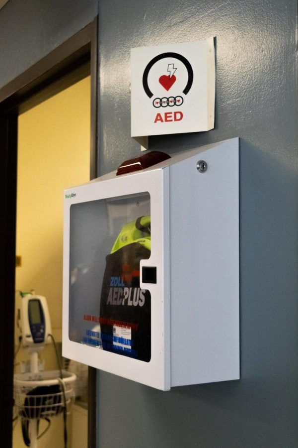 Marquette has 36 AEDs in various locations across campus.