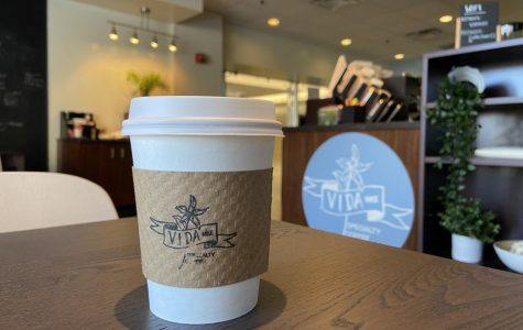 Vida Coffee teaches students business skills in first few months