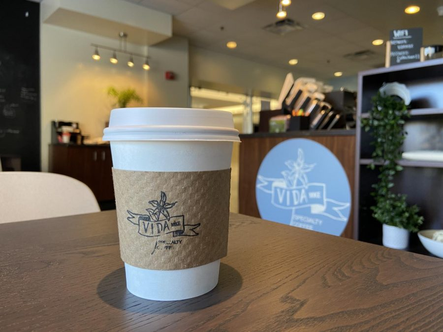 Vida Coffee is part of Marquette's student-run business program.