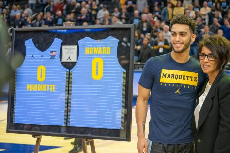 FLOOR SLAPS: Fast break points help Marquette to NIT Quarterfinals