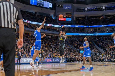 Marquette hosts biggest challenge of season in No. 10 Villanova