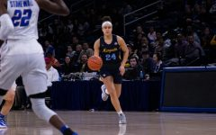 Women's basketball falls 88-73 to DePaul in BIG EAST title game