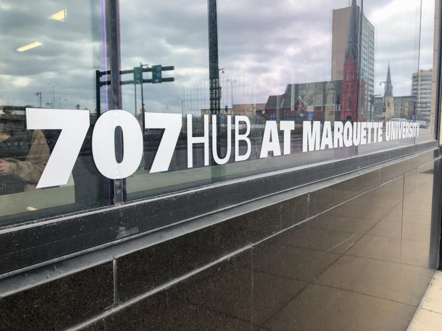 The+707+Hub+just+named+Paul+Jones+as+the+first+intrapreneur-in-residence%C2%A0++and+Tom+Avery+was+named+as+the+707+Hub%E2%80%99s+entrepreneur-in-residence.
