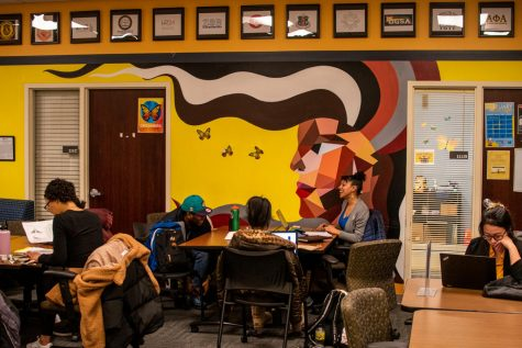 "The Center of Engagement and Inclusion, located in the Alumni Memorial Union, is open to all students and provides ""a space of engagement for all underrepresented and minority populations,"" according to Marquette"