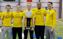 Men's, women's teams finish as runner ups at BIG EAST Indoor Championships