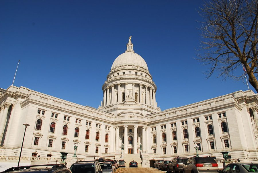The+state+Supreme+Court+chambers+reside+on+the+second+floor+of+the+State+Capitol+building+in+Madison%2C+Wisconsin.%0A%0APhoto+via+Flickr