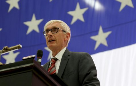 Governor Tony Evers said Wisconsin will still hold elections April 7. Photo via Flickr.