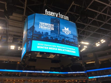 The DNC will no longer be held at Fiserv Forum.