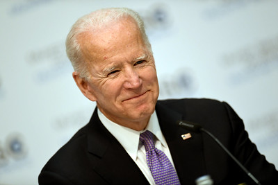 Joe Biden is the presumptive nominee for the Democratic party.   Photo via Flickr.