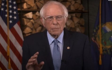 Sen. Bernie Sanders calls upcoming election the most important one yet
