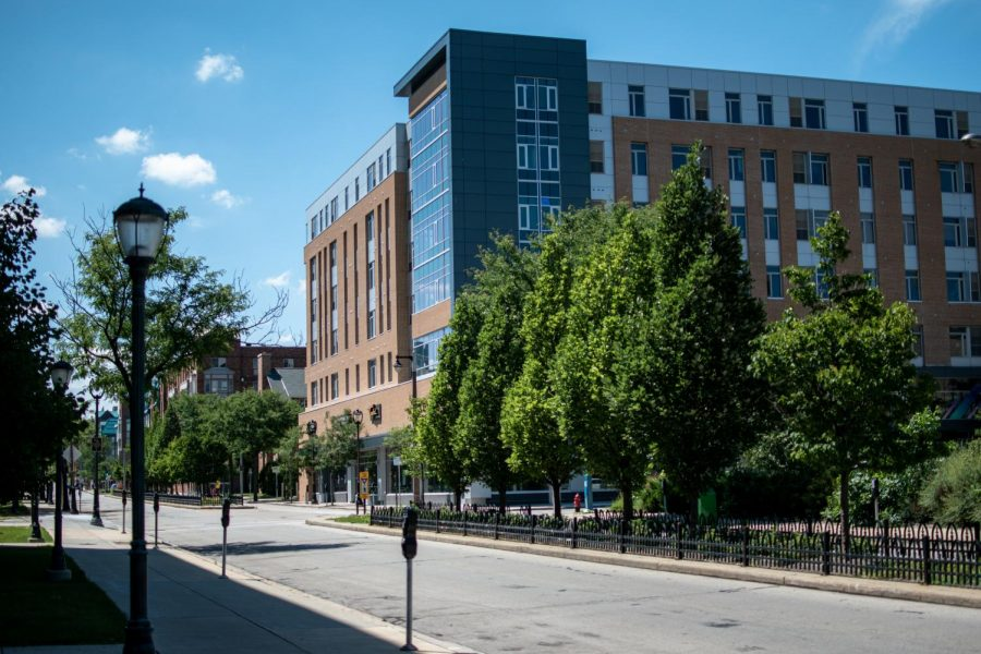 Junior and senior students living in university-owned apartments have the option to be released from their leases if they choose to take their classes fully online.