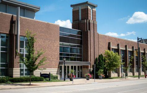 The Al McGuire Center.