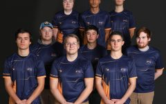 The Marquette Esports team poses for a photo. (Photo courtesy of: Marquette Esports and Gaming.)