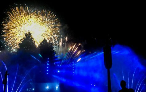 Milwaukee's Fourth of July fireworks celebrations were canceled due to the ongoing pandemic.