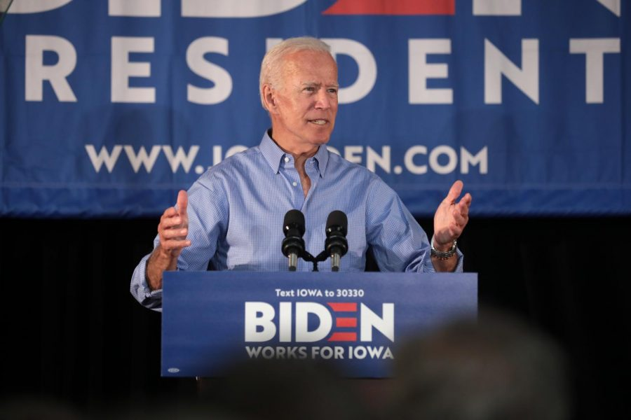 Former U.S. Vice President Joe Biden is the Democratic Party nominee for the 2020 presidential election. Photo via Flickr