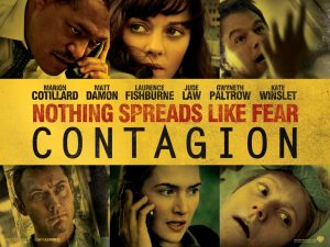 The plot in Contagion follows CDC workers as they search for a cure to the MEV-1 virus. Photo via Flickr