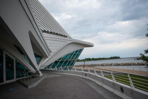 Milwaukee Art Museum recently reopened to the public July 16.