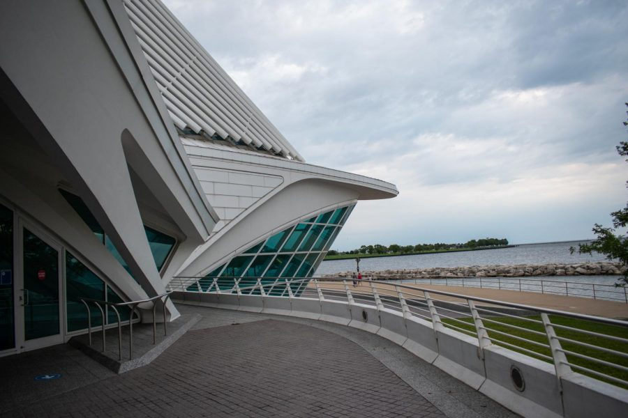 Milwaukee+Art+Museum+recently+reopened+to+the+public+July+16.