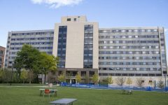 A 14-day quarantine was enacted in Schroeder Hall after an increase in COVID-19 cases in the building.