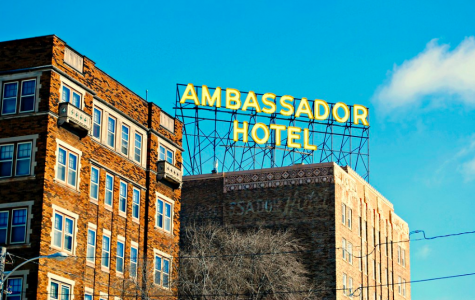 Marquette University students who need to quarantine or isolate may do so at the Ambassador Hotel in downtown Milwaukee. Photo via Flickr