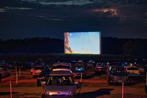 "The closest drive-in to Marquette is the ""Milky Way Drive-In,"" which opened within the last year in Franklin, Wisconsin. Photo via Flickr"
