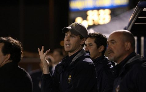 Steve Bode was an assistant coach for Marquette men's soccer for eight seasons. (Photo courtesy of Marquette Athletics.)