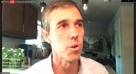 Beto discussed the importance of young people