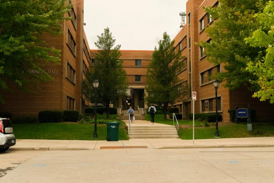 Marquette announced it would be increasing residence hall costs Sept. 2020. Marquette Wire stock photo