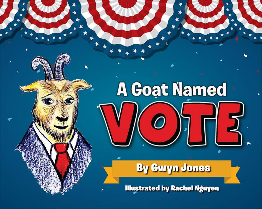 Gwyn Jones wrote a children's book, titled