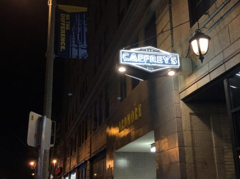 Marquette students have still be attending bars near campus despite COVID-19 concerns.