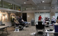 Alpha Sigma Nu hosts blood drive