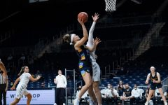 The Marquette women's basketball team travels to Villanova looking for their fourth consecutive win (Photo courtesy of Marquette Athletics).