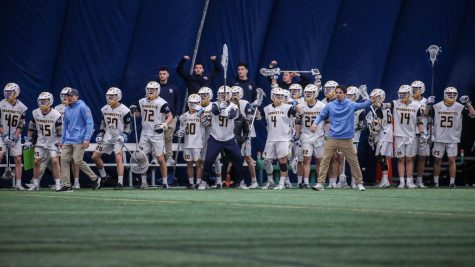 Mens lacrosse player removed from team after using racial slurs