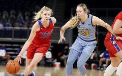 Marquette Women's basketball took do No. 24 ranked DePaul on Wednesday afternoon (Photo Courtesy of Marquette Athletics).