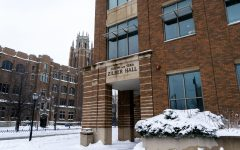 Marquette faculty want proper consultation about the use of stimulus funds