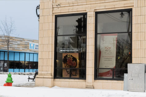 Bronzeville Collective is located near the Black Holocaust Museum on the northside of downtown.