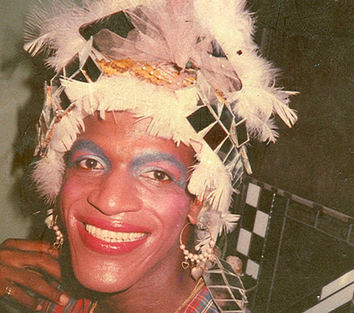 Marsha P. Johnson was a prominent LGBTQ+ activist in the 1960s. Photo via Flickr