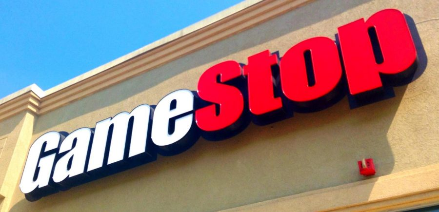 GameStop is an American company that sells video games and electronics. Photo via Flickr