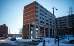 Mashuda Hall is a residence hall at Marquette University  located on Wisconsin Avenue and 19th Street.