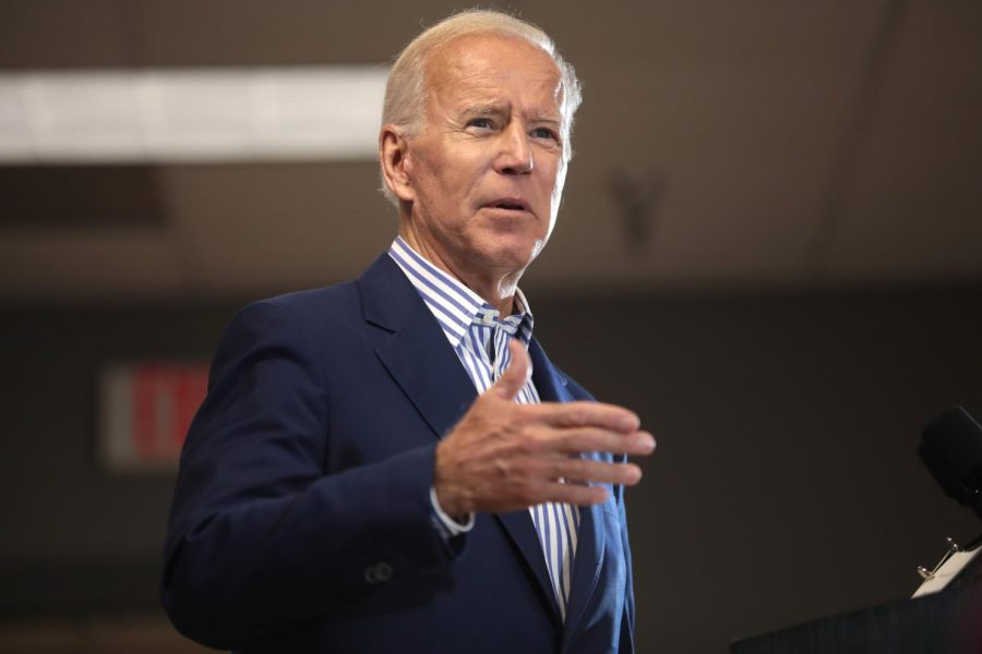 President Joe Biden is the first United States president to openly oppose the death penalty. Photo via Flickr