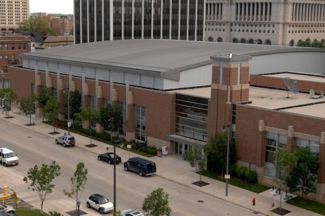 The Al McGuire Center. (Photo courtesy of Marquette Athletics.)