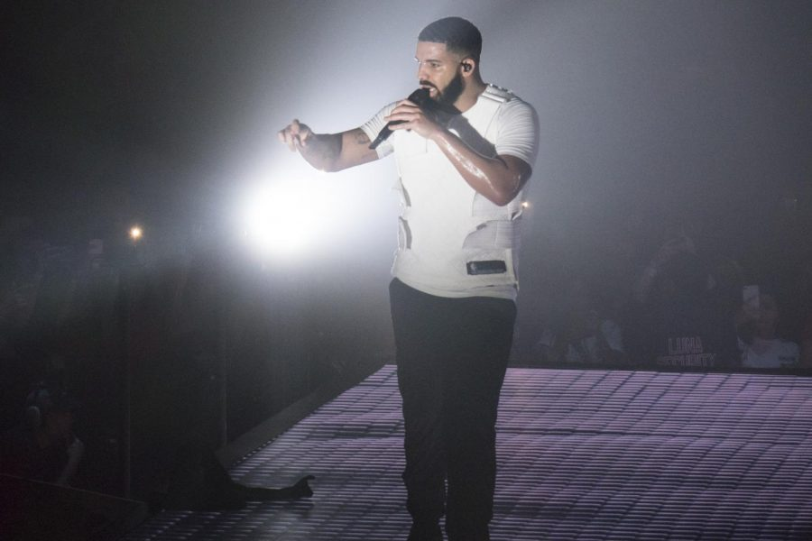 Drake's new EP has three brand new tracks, with the assistance of Lil Baby and Rick Ross. Photo via Flickr