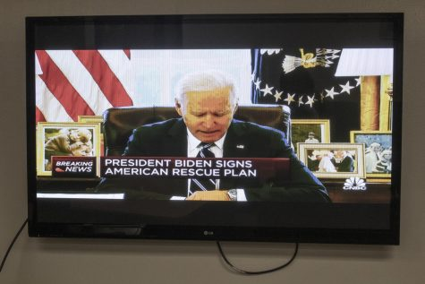 """American Rescue Plan"" sets to stimulate American economy"